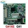 6 Ethernet ports G41XE Motherboard LGA771 DDR3 firewall motherboard,xeon motherboard with VGA