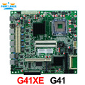 6 portas Ethernet G41XE Motherboard LGA771 DDR3 motherboard firewall, xeon motherboard com VGA