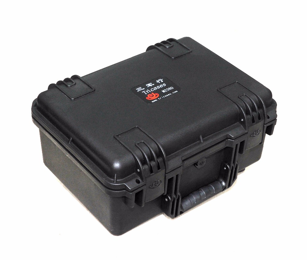 Tricases factory waterproof dustproof hard plastic case profession trolley tool cases M2360 for electric device tricases factory oem odm waterproof hard plastic case profession trolley tool cases m2360
