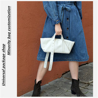 New 2019 Stylish tote bag one shoulder bag with boat shape casuL handbags Ladies carry satchel women bags