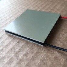 TGM-287-1.4-1.5 генерировать электричество 15V1. 65A 24 Вт thermogenerator термостойкость 230 градусов термоэлектрический модуль