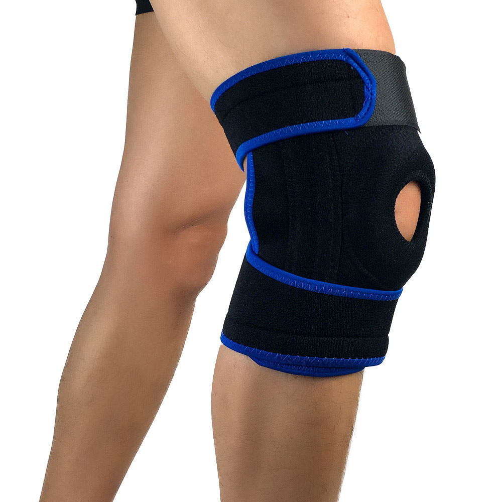 Sports Knee Pads Brace Protections Double Spring Support Sports Protective Gear SPSLF0021