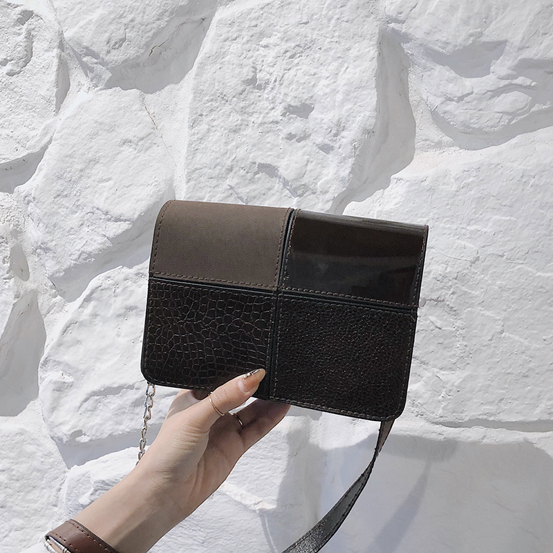 Shoulder Bag Clutch Small Women 39 s Leather Bags Crossbody Bags Sale Fashion Elegant Bag Woman Summer 2019 Luxury PU Black Female in Shoulder Bags from Luggage amp Bags