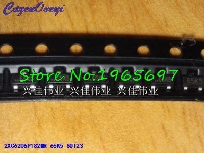 100pcs/lot XC6206P182MR XC6206P182 SOT-23 New Original