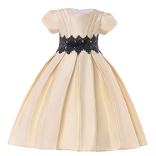 Evening Dresses Christmas Dress Elegant Toddler Girls Princess Dress Girls Party Dresses Kids Wedding Children 3 5 7 8 9 10 Year цена в Москве и Питере