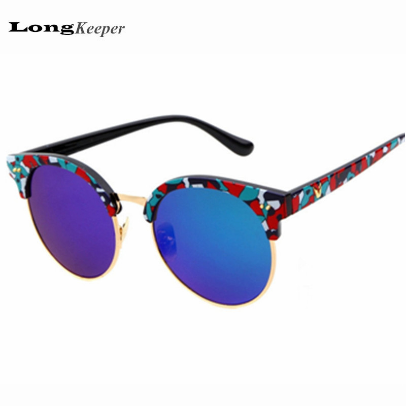 Designer Sunglasses For Less  online get semi round sunglasses aliexpress com alibaba group