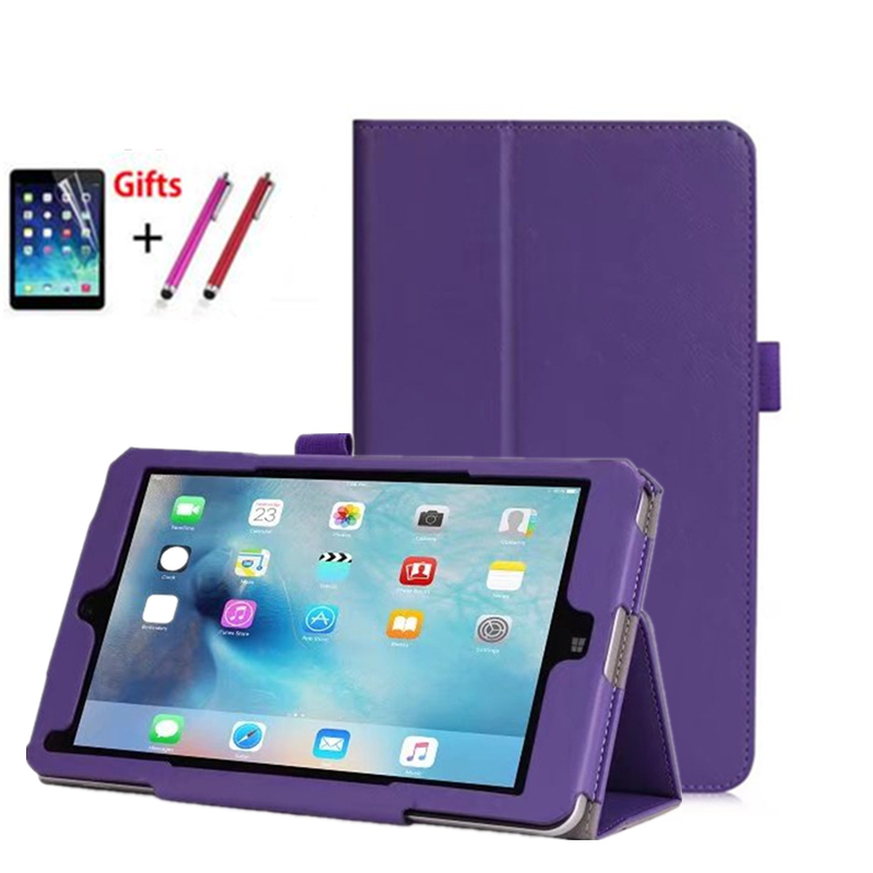 Tablet Accessories 30pcs Flip Book Cover Pu Leather Case W/ Stand For Jumper Ezpad Mini4s Mini 4s 8.3 Inch Tablet W/ Card Slots Hand Strap Pouch