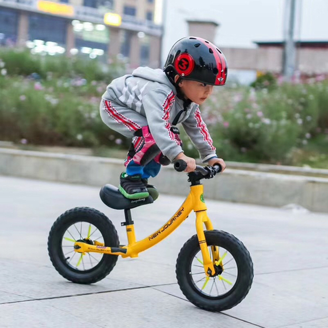 Sunny Push Bike Child Balance Buggy Sliding Toy Bicycle