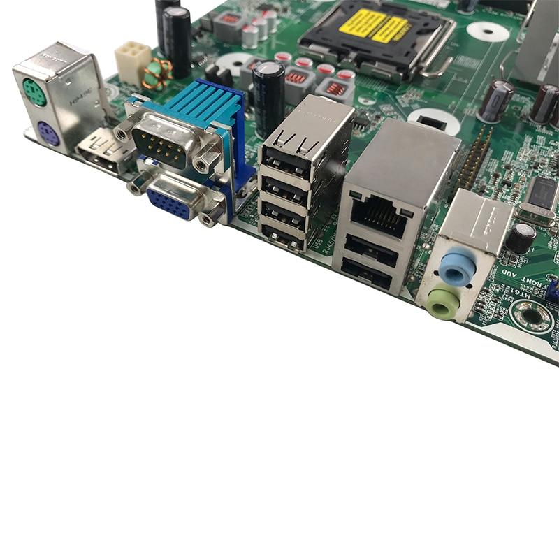 Original For HP Elite 8000 8080 MT Q45 desktop motherboard LGA 775 DDR3 536455-001 536883-001 536456-000 Free shipping 5