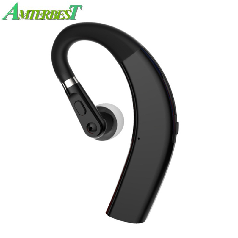 Amterbest M11 Sport Business Bluetooth Earphone Wireless Headphone With Mic Stereo Headset For Ios Android Phones Bluetooth Earphones Headphones Aliexpress