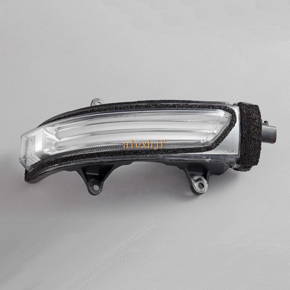 July King светодиодный зеркальный светильник заднего вида s Чехол для Land Cruiser Prado FJ200, позиционный направляющий светильник DRL+ боковые поворотники+ ножная лампа
