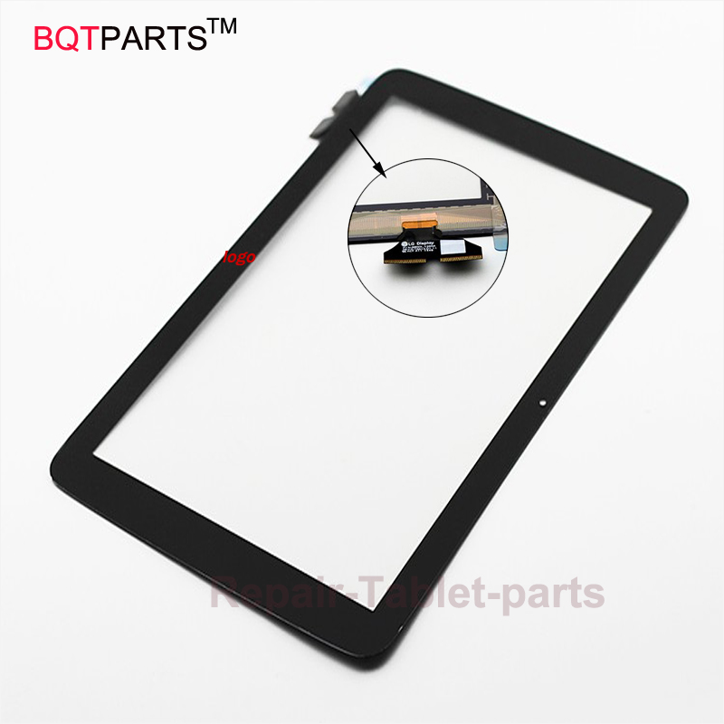 BQT 100% test  For LG G Pad 10.1 inch V700 VK700 Touch screen Digitizer Touch Glass panel Assembly Free shipping