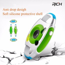 2018 Mini Kid Cameras 5MP HD Projection Digital Camera Cute Neck Child Photography Video Camera Gift for Child