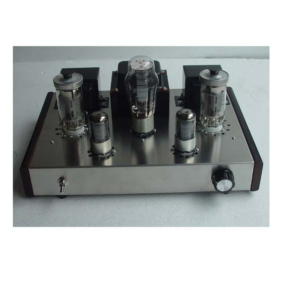 6J8P+FU50 Single-Ended Class A Vacuum Tube AMP Amplifier DIY Kit 10W *2 gzlozone pnp sanken a1216 jlh1969 single ended class a power amplifier kit 10w 10w