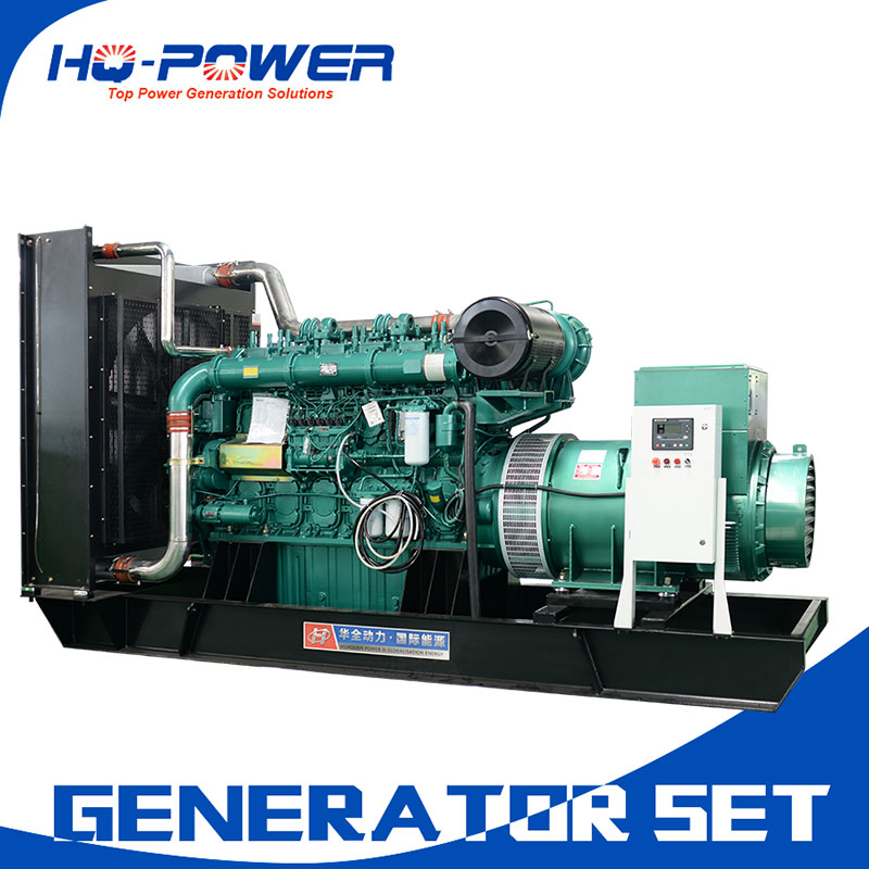 1500kva permanent magnet power generator 1200 kw price list from chinese