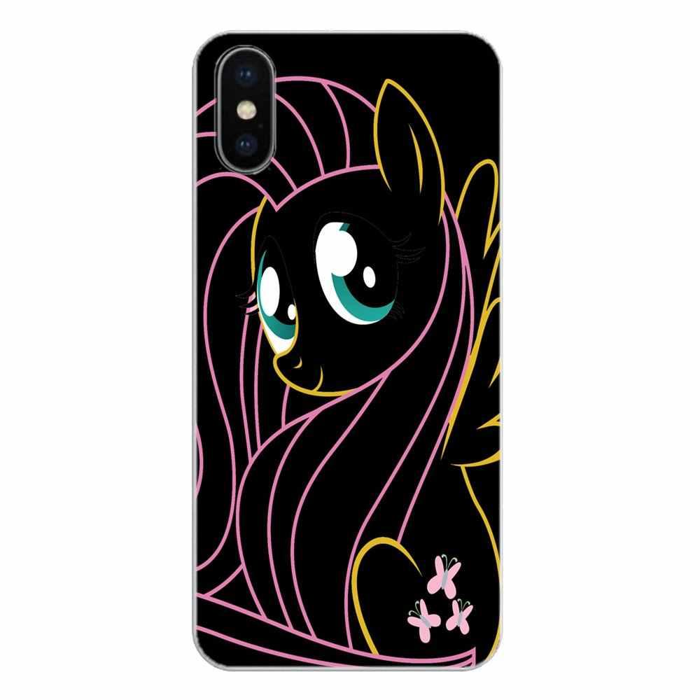 Чехлы с милым рисунком «Мой Маленький Пони» для huawei G7 G8 P7 P8 P9 Lite Honor 4C 5X 5C 6X Коврики 7 8 9 Y3 Y5 Y6 II 2 Pro 2017