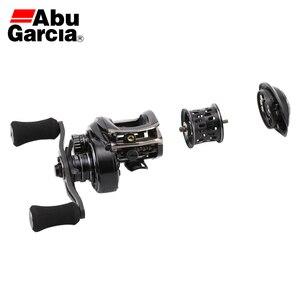 Image 5 - Original Abu Garcia REVO LTX BF8/8 L carrete de pesca Baitcasting 10BB 8,0: 1 129g 5,5 kg bobina peso 6,3g Saltwate carrete de pesca