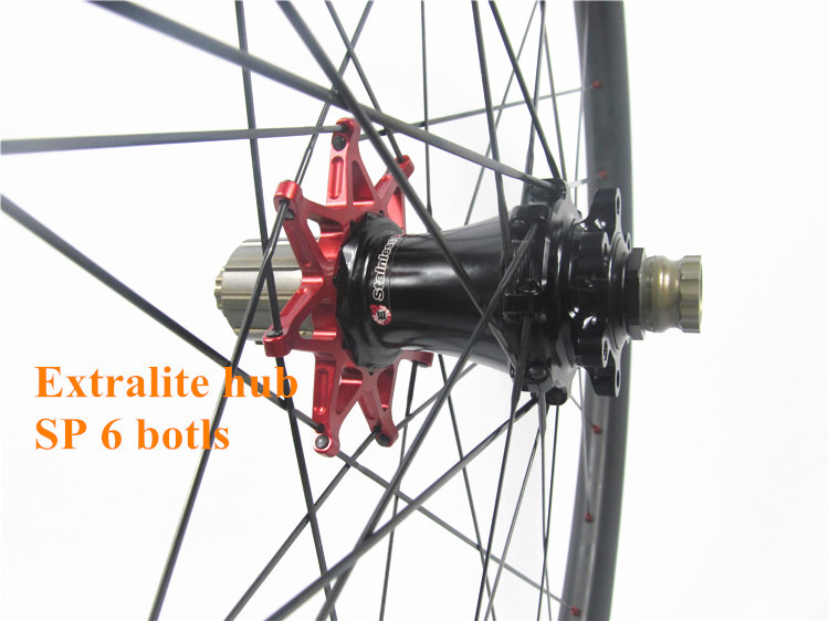 650b carbon wheels