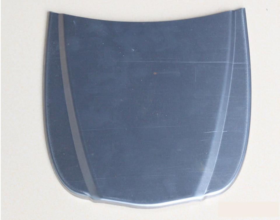 Image 2 - Metal Speed Shape,30*26cm Mini Car Bonnet/Car Hood For Car Paint/Plasti Dip Paint Color Show MO 179C Without Paint Whole Sale-in Car Stickers from Automobiles & Motorcycles