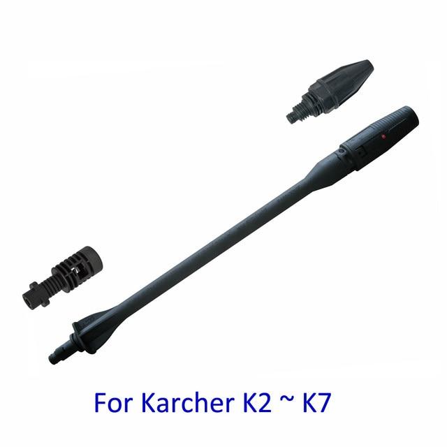 62a10e0461690 Araba Yıkama Jet Lance Memesi ve Dönen Turbo Nozul için Karcher K2 K3 K4 K5  K6