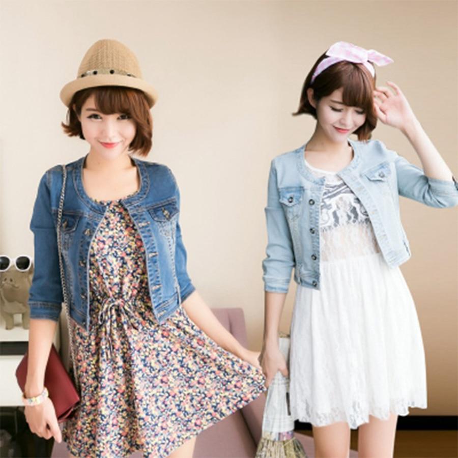 Online Get Cheap Ladies Denim Jackets Sale -Aliexpress.com
