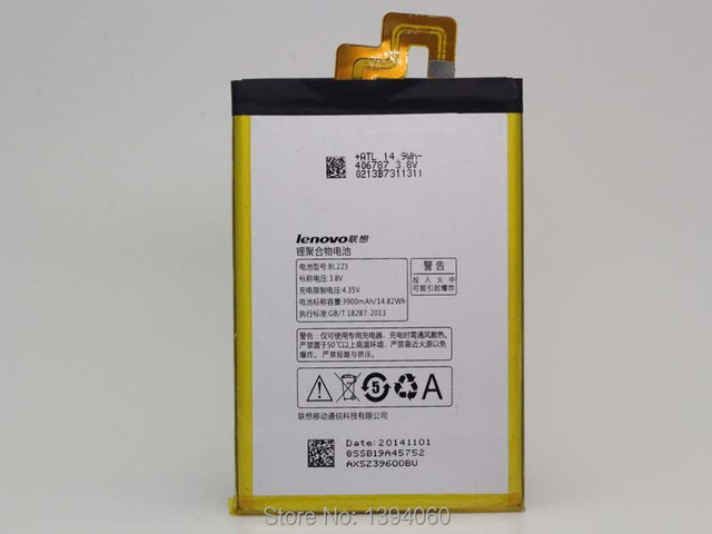 Dxqioo High Capacity 3900mAh  BL223 Battery for Lenovo K920 VIBE Z2 PRO battery