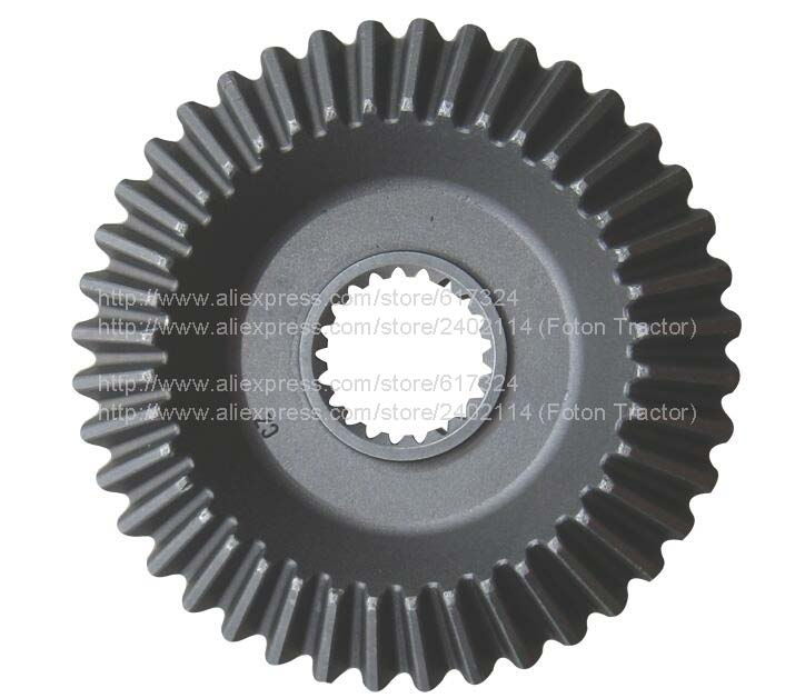 Dongfeng 304 354 tractor, the driven bevel gear of final drive, part number: 304.31.132-2 driven to distraction