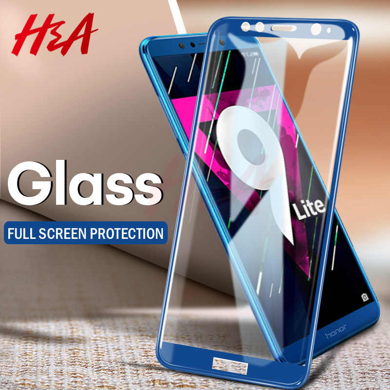 H&A Anti-Scratch 0.26mm Tempered Glass For Huawei Honor 9 10 Lite Screen Protector Film Honor 10 9 Lite Protective Phone Glass