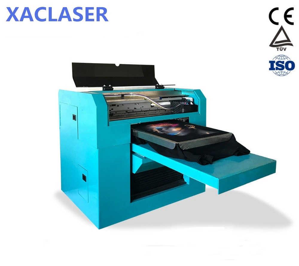 A3 Direct To Garment DTG T Shirt Printer Digital Flatbed T Mesin Sablon Kaos Harga Musuh Dijual
