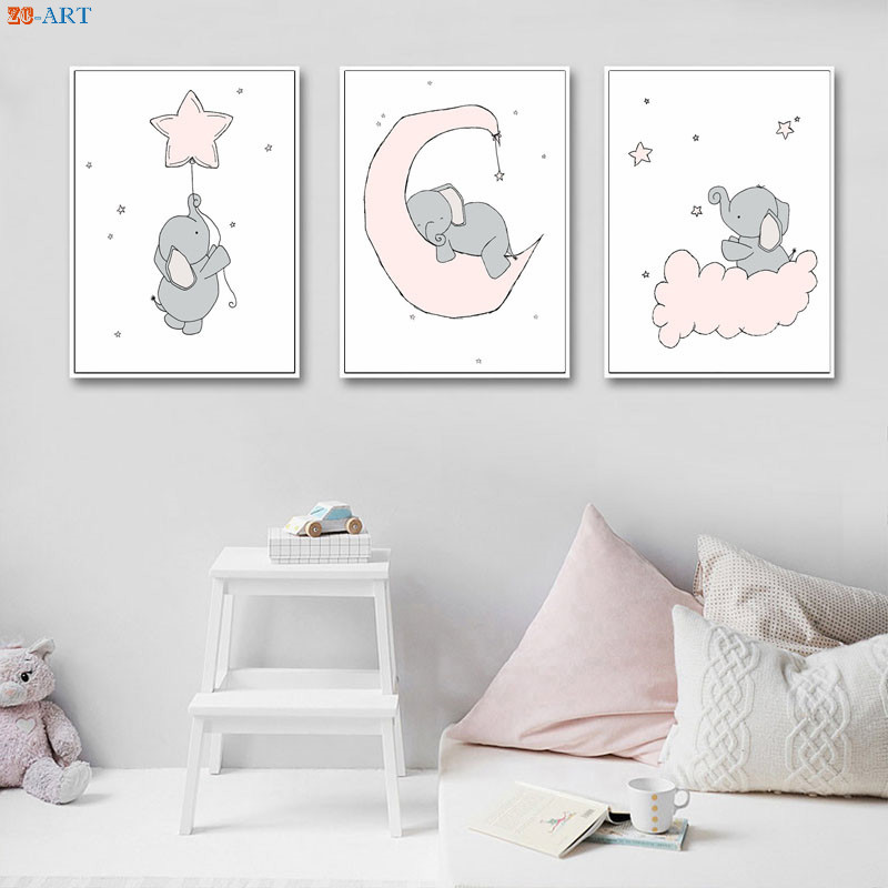 Poster Nursery Art Prints