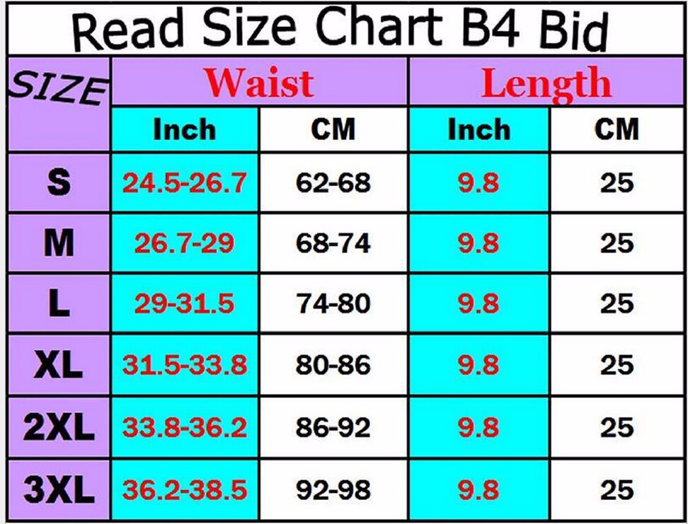 Black/Beige Fitness Fat Burning Girdle Belt Sexy Women Body Waist Trainer Shapers Underbust Belt Corset Faja Shapewear 13