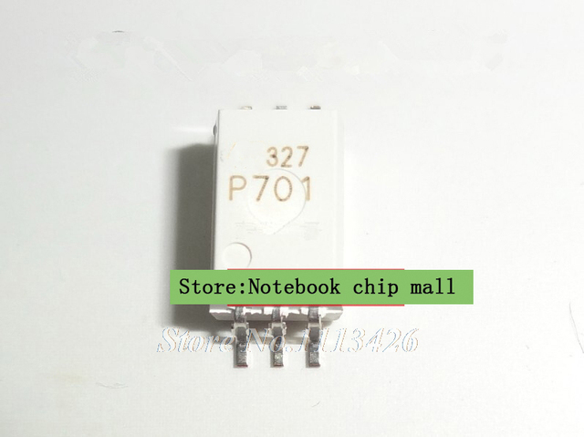 10pcs/lot free shipping TLP701 P701 SMD SOP-6 Optoisolator - Logic Output new original  Immediate delivery