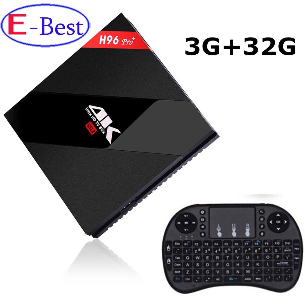 Newest amlogic s905x x96 android 6 0 tv box quad core 2 4ghz wifi hdmi - Newest Amlogic S905x X96 Android 6 0 Tv Box Quad Core 2 4ghz Wifi Hdmi 8