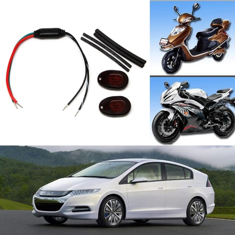 Free delivery 1Set Motorcycle RF Car Immobilizer Anti Theft Relay Electronic Concealed Lock Drop shipping Lahore