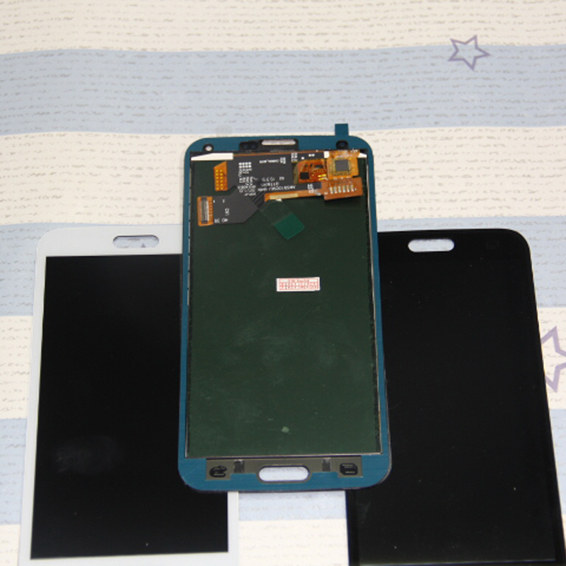LCD For Samsung Galaxy S5 G900F G900 LCD Display Touch Screen Digitizer Full Assembly Display For Samsung S5