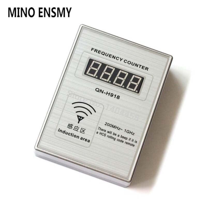 Équipement de diagnostic automatique, détecteur de fréquence à télécommande