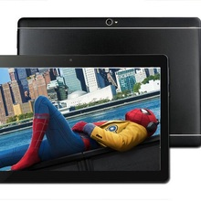 10 Inch Android 6.0 Tablet PC Octa Core 3G WCDMA 4GB RAM 64GB ROM 1280X800 WiFi FM IPS GPS phone kids Tablets 10 10.1