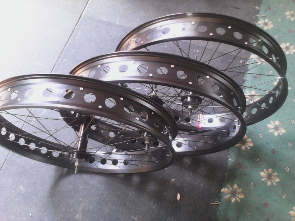 snow bike wheelset2