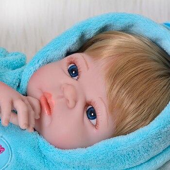Кукла-младенец KEIUMI KUM23FS01-WGW18 6