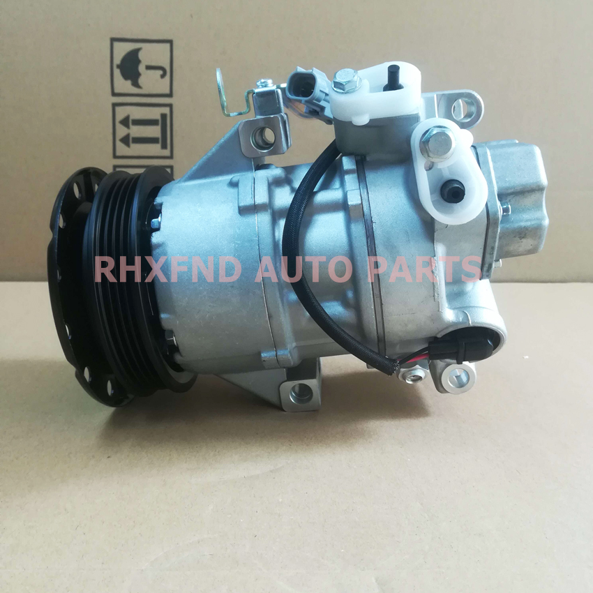4PK Auto air conditioner compressor 88310 52551 ac compressor 88310 52551 for Toyota yaris 1 3L