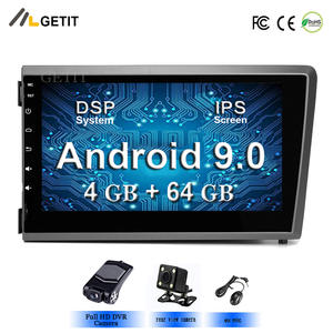 Multimedia-Player Car-Stereo XC70 Volvo S60 Android 9.0 2000 Wifi-Bt-Radio 2004 for V70