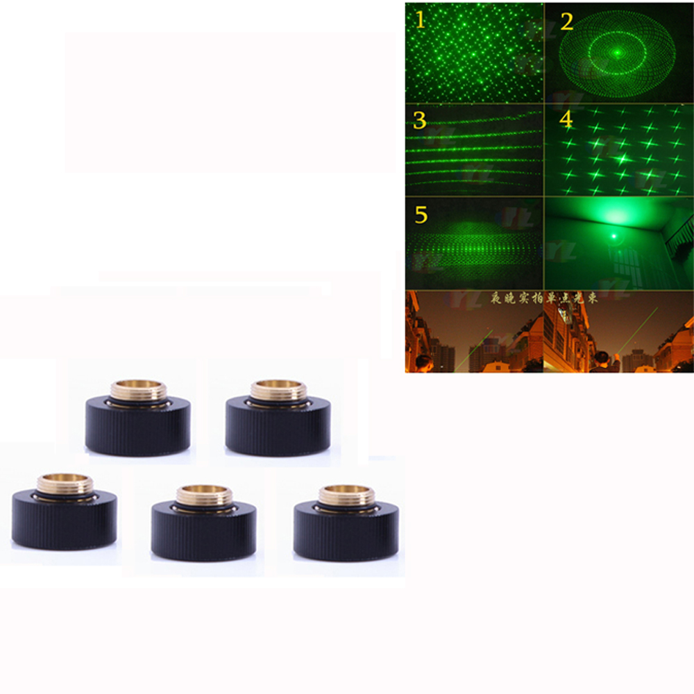 Lovely 1 Pcs Star Cap For Laser Pointer Sight 303 Cnc Lazer Pointer Powerful Device Adjustable Focus Lazers