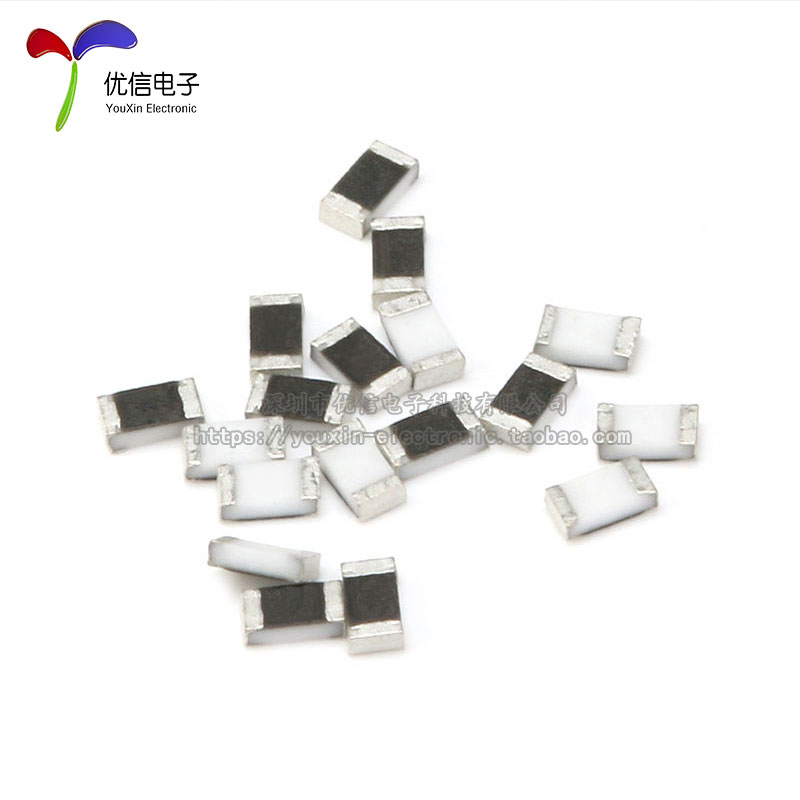 0603 Chip <font><b>Resistor</b></font> <font><b>3K</b></font>Ω <font><b>3K</b></font> <font><b>ohm</b></font> 1/10W Accuracy± 1% (50pcs/lot) image