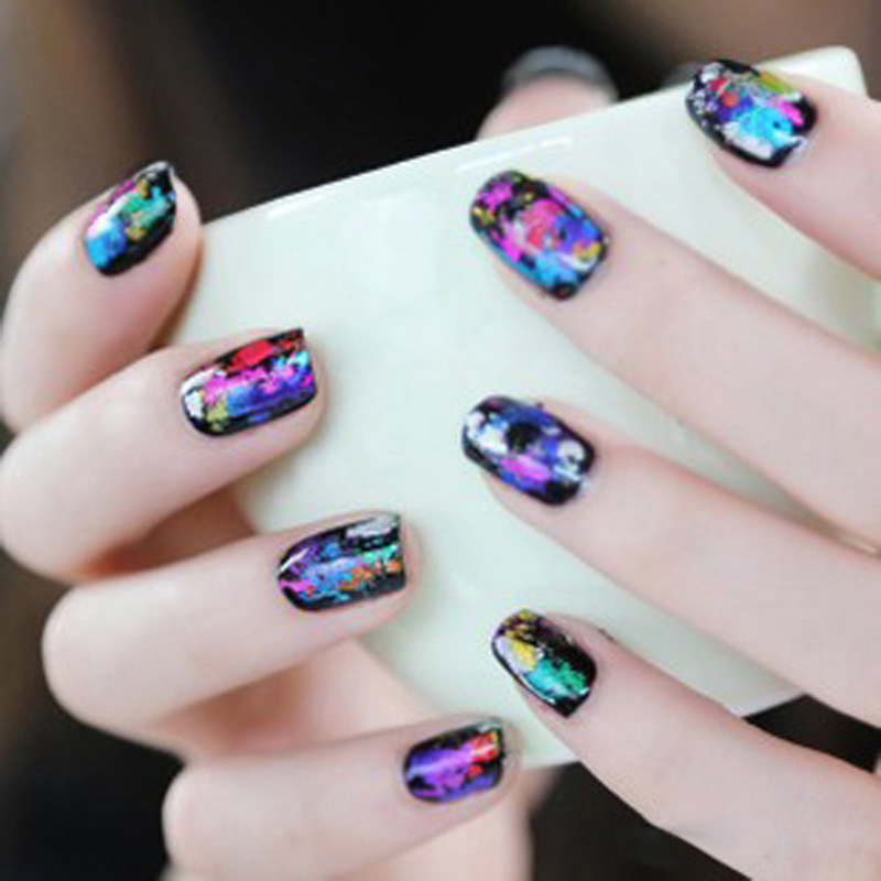 1pcs designs adhesive nail foils wraps glitter nail art water 1pcs designs adhesive nail foils wraps glitter nail art water transfer nail sticker paper manicure diy nail decorations in stickers decals from beauty prinsesfo Gallery
