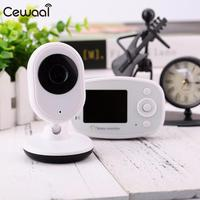 0 3MP Baby Monitor Mini Camera 2 4 Inch Screen 2 4G Wireless 2 Ways IR