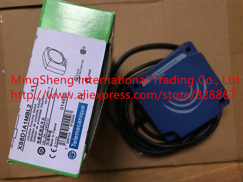 Original nouveau 100% vente spéciale haute précision nouveau capteur interrupteur XS8D1A1MBL2 détecteur de proximité assurance qualité