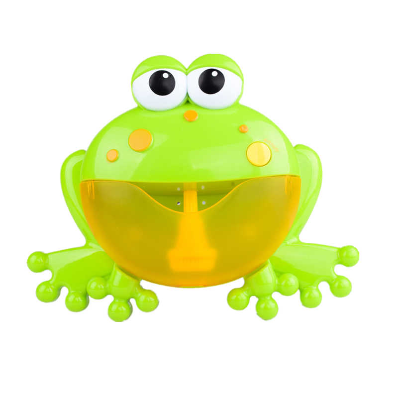 Baby Swimming Water Game Bath Toys Crab Bubble Blower Maker with Baby Songs  Funny Kids Bathtub Pool Shower Machine for Children