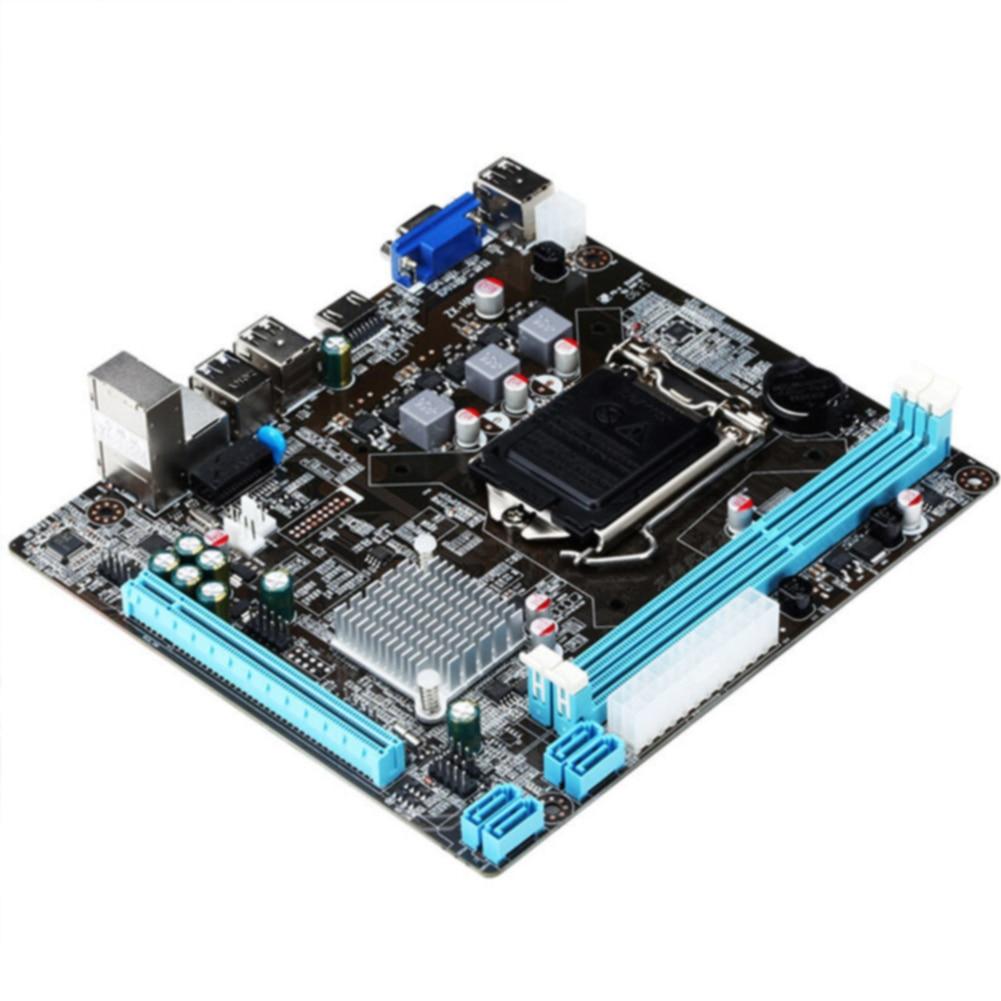 H81 LGA 1150 Motherboard For Desktop Main Board For Intel H81 LGA1150 Computer Motherboard DDR3 Memory