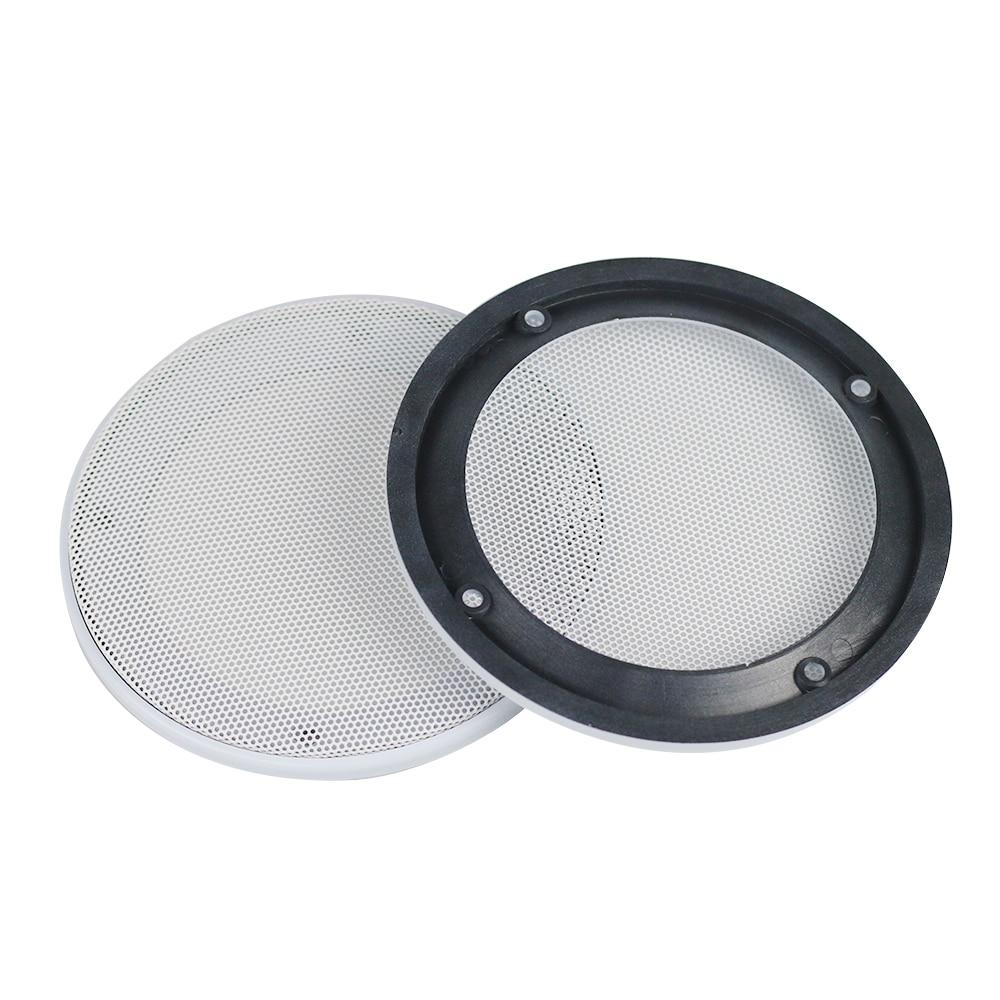 GHXAMP 2 UNIDS 4 pulgadas 5 pulgadas 8 pulgadas Car Speaker Grill - Audio y video portátil - foto 3