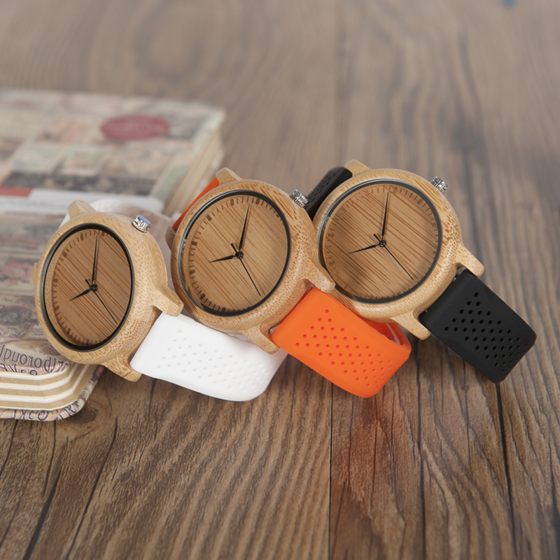 BOBO BIRD Women Luxury Bamboo Wood Watches 17